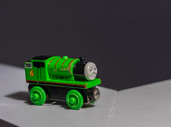 The Small Engine (notgnal) Tags: percy thesmallengine thomasandfriends train trains photooftheday sonyalpha sonyphoto sony a7r sonya7r sel55f18z 365project 365 project365
