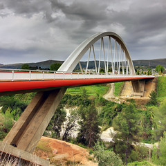 The bridge an