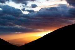 sunrise on the ascent to las torres (truello) Tags: chile patagonia southamerica del america sunrise south torresdelpaine sendero torres paine canonef1740mmf4l truello sa2012