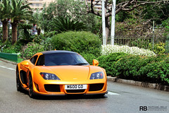 Noble M600 (Raphal Belly) Tags: orange paris car de french photography eos hotel riviera photographie top forum casino exhibition montecarlo monaco m belly exotic 600 7d passion salon raphael marques rb spotting motorshow noble supercars raphal tmm grimaldi marque principality m600 worldcars