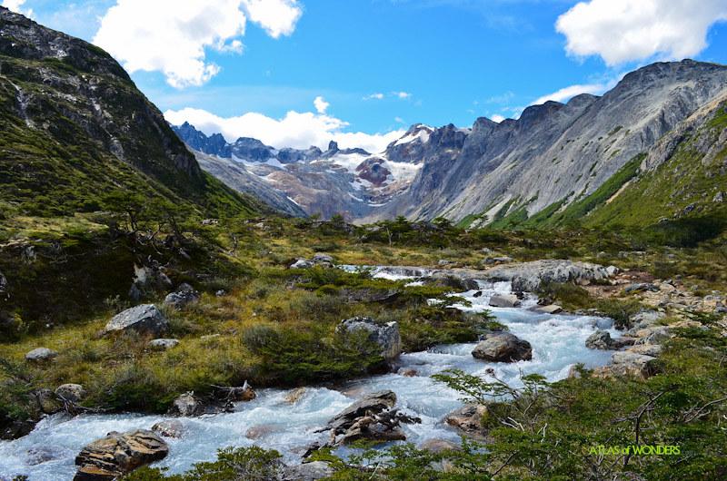 Glaciar Patagonia