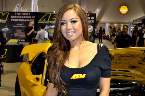 Holly Lee At Motion Auto Show 2012 A Photo On Flickriver