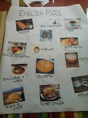 Some english foods