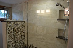 pebble shower 2