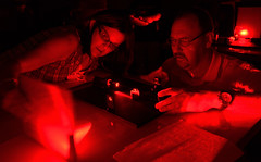 """Laser Interferometry-06 • <a style=""""font-size:0.8em;"""" href=""""https://www.flickr.com/photos/49960826@N02/7177325501/"""" target=""""_blank"""">View on Flickr</a>"""