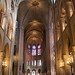Inside of the Notre Dame