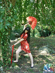 Chinese girl (Cosplayers Vicentini) Tags: cosplay chinesegirl