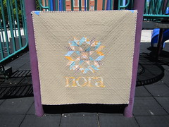 back of Nora's Swoon (seahorsequilts) Tags: swoon joeldewberry camilleroskelley patbravo