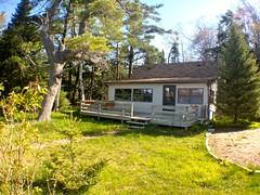 Cottage, Spring