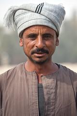 (Manon van der Lit) Tags: africa portrait man egypt east farmer middle luxor egypte middenoosten manonvanderlit