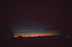 Fim de tarde. (@diegonunes_) Tags: sky sun sol sunshine vintage nikon cu d5100
