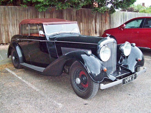 55 Bentley 4:25 litre Tourer (1939)