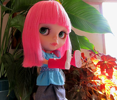 Blythe a Day: 22 - What you wore