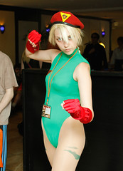 _MG_7283 (FirstPerson Shooter) Tags: cosplay cammy streetfighter portcon portconmaine portcon2012