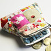 Japanese patchwork frame coin purse