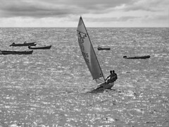 Sail away (igor29768) Tags: ocean boat spain barco sailing away atlantic panasonic tenerife sail vela canaryislands velo islascanarias velero 100300mm gf1 puntadelhidalgo