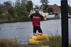 Action behind 3/5 (MaikenVL) Tags: training boat holmen hjemmevrnet hjv danishhomeguard
