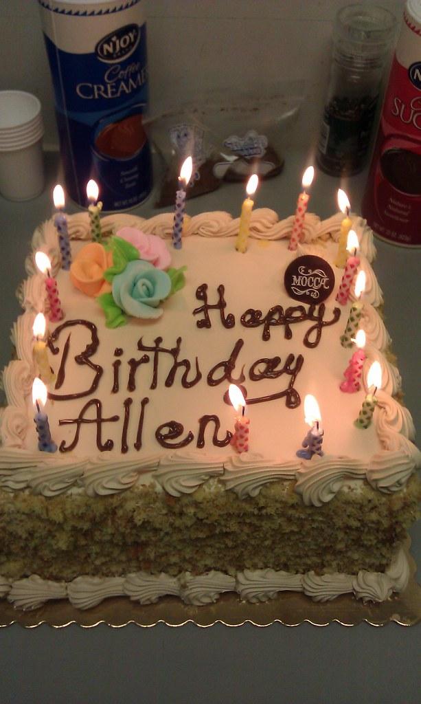 Happy Birthday Cake Toothpaste