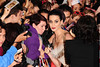 Katy Perry at the UK premiere of 'Katy Perry Part Of Me' held at Empire Cinema Leicester Square London, England