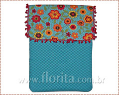 REF. 0191/2012 - Case para Notebook (.: Florita :.) Tags: notebook kokeshi matrioska netbook ipad capanotebook bolsaflorita casenotebook bolsanotebook caseipad bolsacasenoteenetbook bolsanetbook casenotebookemtecido caseemtecido