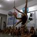 Taller de PoleDance Salón de Baile 123 6 de julio de 2012