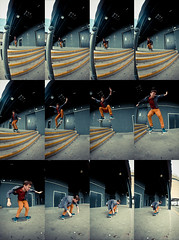 Ed Wells - Ollie - Stratford - London (old_skool_paul) Tags: stratford london bus station olympics 2012 nollie sequence canon 60d rokinon 8mm fisheye hipster cords nike sb slam city rats fashion amazing clean nbd hammer fresh criap opteka camera handle ldn lightroom liability ed wells mindless shoot mpora firt try friday berrics newest mustard orange blog montage tricks cool events england opening ceremony released plan danny boyle uk high wycombe bucks uni