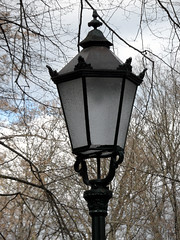 germany deutschland streetlight lantern laterne brandenburg barnim bernau strasenlampe mühlenstrase