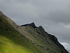 ROCK (Jan Egil Kristiansen) Tags: landscape g faroeislands greengrass parkinglotview interestingness205 i500 img0424 gøta g2012 upcoming:event=9373750