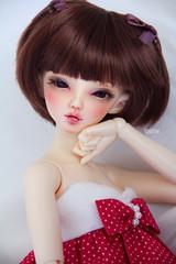 Sweet Chloe (Dancing*Butterfly) Tags: mod doll vampire caroline chloe bjd fairyland mnf minfee viridianhouse