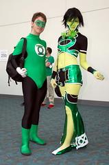 Comic Con 2012 Cosplay: Green Lantern and Aya (sharky-san) Tags: costumes portrait green aya sandiego cosplay lantern comiccon sandiegocomiccon cosplaygirl comicconcosplay comicconcostumes cosplaygirls comiccon2012 sandiegocomiccon2012 comiccon2012costumes comiccon2012cosplay