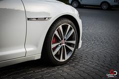 Jaguar XJL-5.jpg (CarbonOctane) Tags: white dubai shoot uae review july jaguar 2012 xj carbonoctanecom 2012jaguarxjl