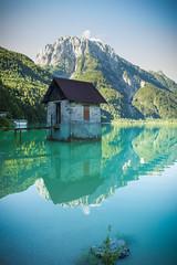 _MG_3060.jpg (xskyven) Tags: italie krajina lagotipredil landscape mountain alps italy lake lago reflection