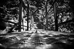Urbex ~ Le barrage hydrolectrique, Acte II (Marie l'Amuse) Tags: urban lake abandoned river rust dam lac rivire exploration barrage rouille urbex abandonn