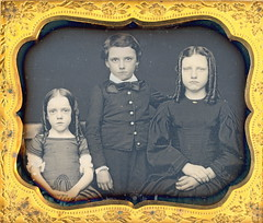 "1/6 Daguerreotype 'Victorian Children"" (Mirror Image Gallery) Tags:"