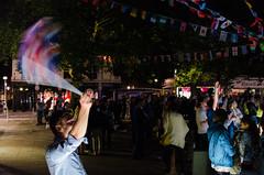 Wavin' Flag (Richard Pommérat) Tags: london south ceremony supporter opening kensington olympics 2012