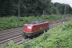 EBM 140-070 Duisburg (Het Treinkanaal) Tags: ebm llt loctrein lz lokzug duitsland br140 duisburg lotharstrase canon 1000d