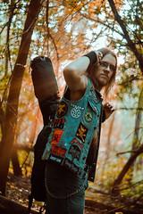 IMG_4892 (rodinaat) Tags: longhair longhairman longhairedman longhaired beard bearded metal metalhead powermetal trashmetal guitar musican guitarplayer brutal forest summer sun