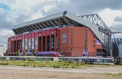 Anfield (Jymothy) Tags: anfield stadium liverpool main stand football lfc
