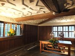 Tudor Room (failing_angel) Tags: 130915 kent margate tudorhouse sixteenthcentury transitionalhouse medievalopenhall earlymodernhouse