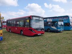 Arriva Medley (Glenn De Sousa) Tags: arriva southern counties london kent thameside county showground detling 2016 south east bus festival dennis trident enviro 400 200 mmc alexander dart