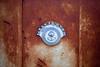 Normy (babushka) Tags: refrigerator fridge kelvinator rusty crusty old 2016 mandiwhitten normanville southaustralia bush mandiwhittencom