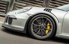 Porsche 991 GT3 RS (Nick Collins Photography, Thanks for 2 million vie) Tags: car porsche 991 911 gt3 rs driving canon 7dmk2 50mm icons by lake automobile german