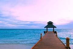 Baros Island Resort in the Maldives | Photography by Nattu (manbeachrm) Tags:  clouds sunsets  blue naturelovers sunriseorange sunsetstream sunsetporn sundownskylovers pordosol cloudskylinennatureperfection naturelover landscapelovers landscapes naturlandscapecaptures horizon puestadesol silhouetteinstasky piclogy trbsunsetsfx