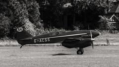 DH88 Comet - Old Warden (davepickettphotographer) Tags: davepickettphotographer olympuscamera theshuttleworthcollectionuk uk bedfordshire biggleswade dh88 dehavilland grosvenor house twin engine trust park vintage aircraft aviation airshow oldwarden