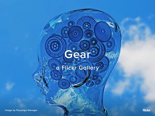 Gear - A Flickr Gallery