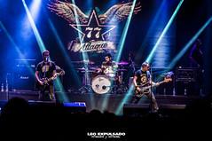 Attaque 77 - Groove - 13/08/16. (leoexpulsado) Tags: punkrock attaque 77 rock punk argentina leo expulsado fotografia vivo live buenos aires groove
