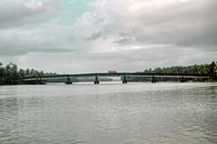 Nee akkarai... naan ikkarai (Raghavan Prabhu) Tags: bekal backwaters kerala houseboat