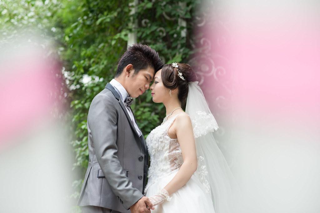 中僑花園飯店婚禮記錄雅琇與紋瑞-55
