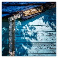 Blue Hut (amanessinger) Tags: krnten manessingercom villach carinthia austria