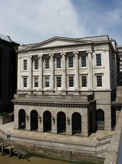Fishmongers Hall, London Bridge (shadow_in_the_water) Tags: gradeiilisted 183134 henryroberts georgegilbertscott architecture arches greekrevivalstyle riverthames londonbridge cityoflondon london ec4r fishmongershall
